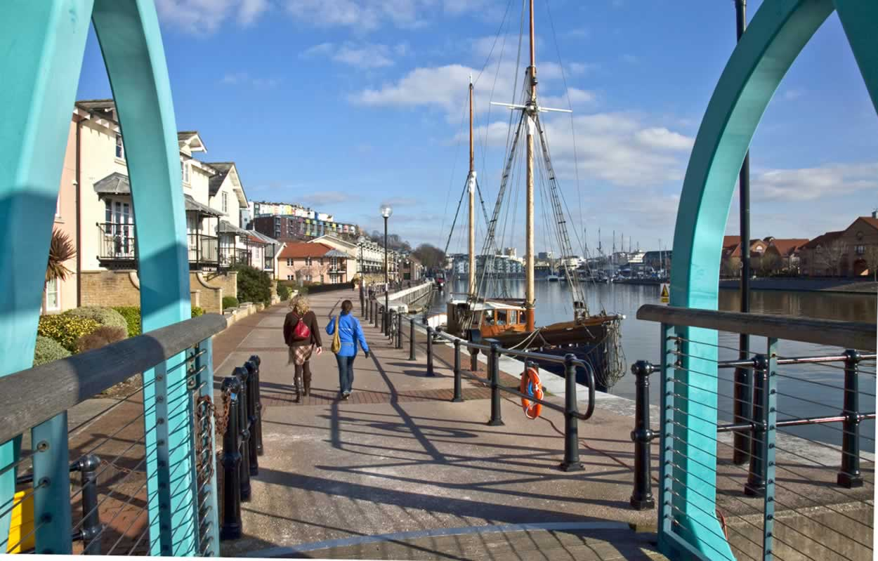 Bristol Walking Alliance puts best foot forward
