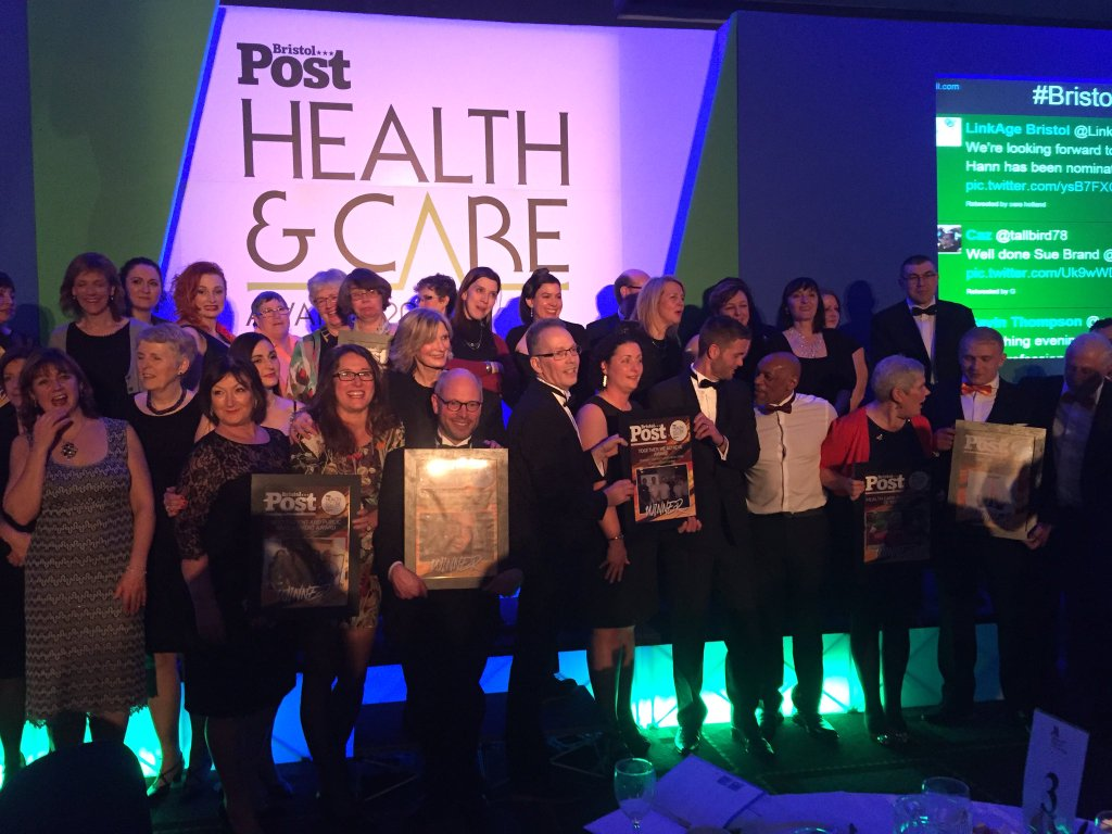 Finalists announced for Bristol Health and Care Awards