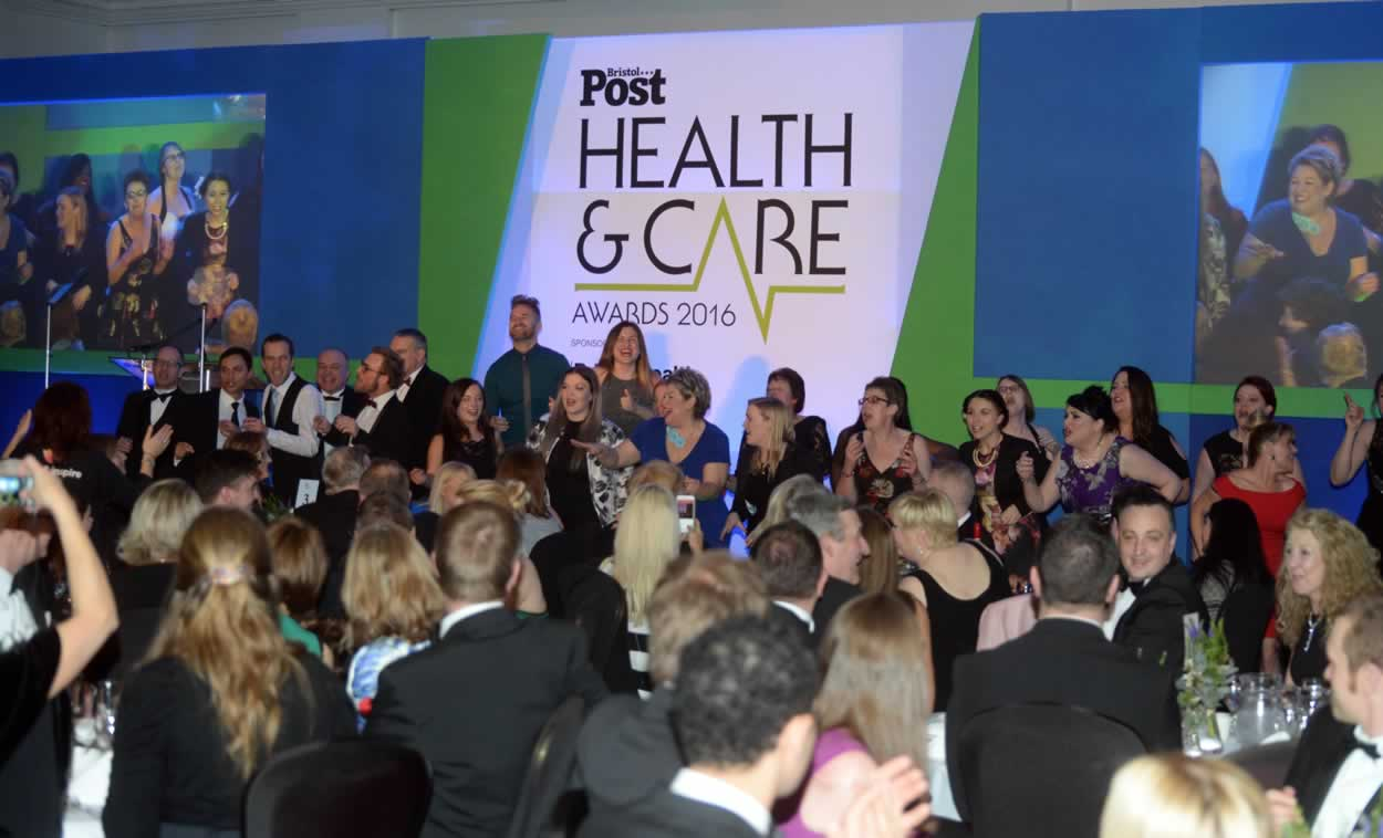 Health care heroes honoured in Bristol Health and Care Awards