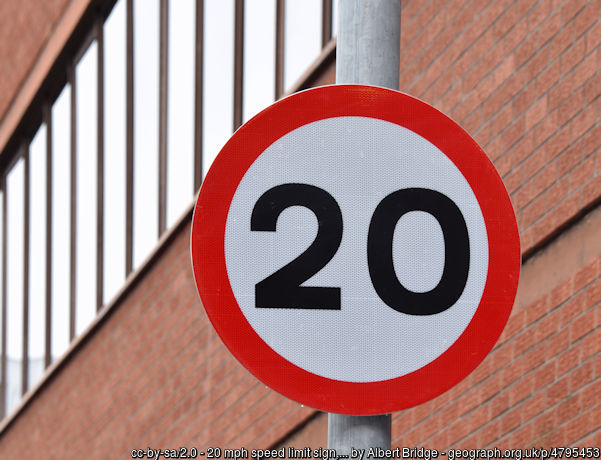 Seven reasons Einstein would support 20mph