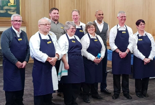 Rising above negative attitudes to dementia with the Restaurant that Makes Mistakes