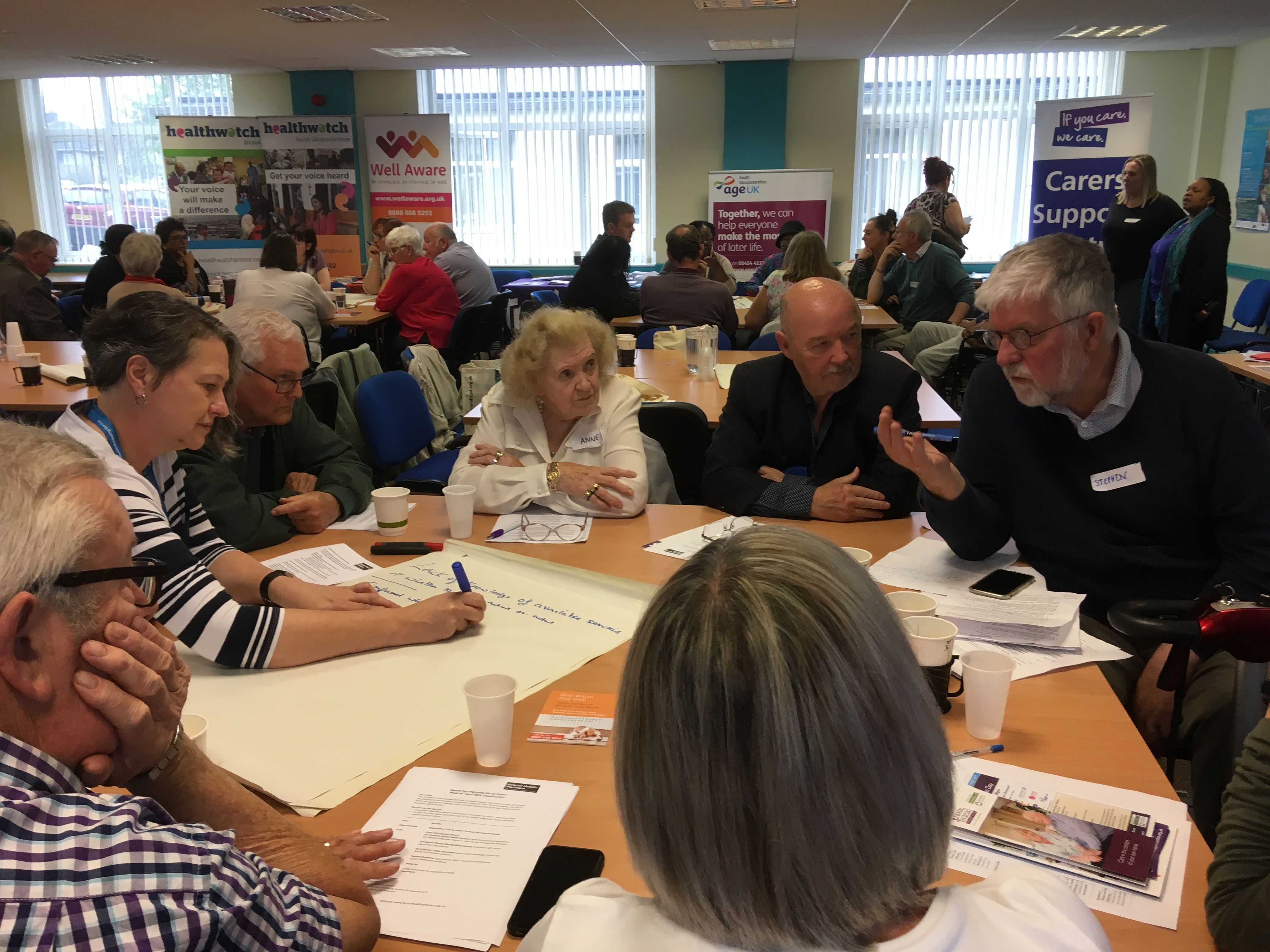 HITs carers event offers information and support