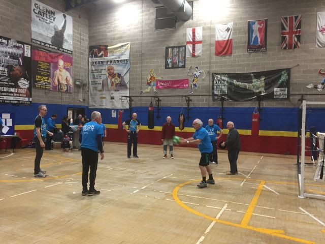 MOVE HIT increases exercise opportunities in Bristol for people with Parkinson's